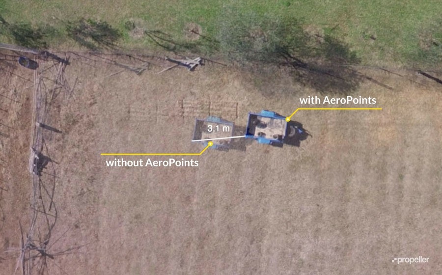 drone surveying for construction sites