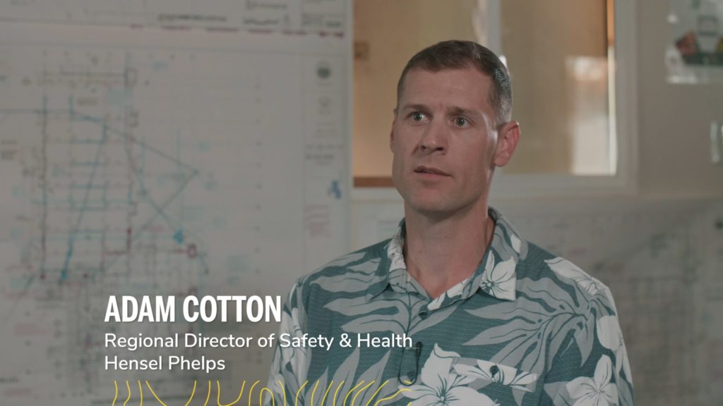 Hensel Phelps Adam Cotton Safety
