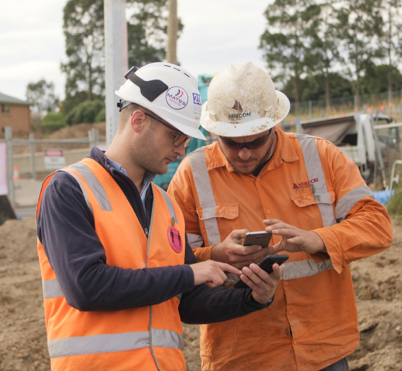 workers interaction